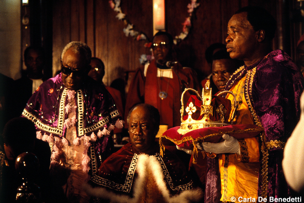 Coronation of the Obong of Calabar, His Eminence, Edidem Otu Ekpenyong-Effa IX, Calabar, Nigeria