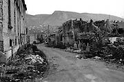 the destroyed town of Mostar.Photo:Thomas Sjørup © 2006