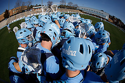 CHAPEL HILL, NC - FEBRUARY 18: North Carolina Tar Heels during a game against the Lehigh Mountain Hawks on February 18, 2017 at Fetzer Field in Chapel Hill, North Carolina. North Carolina won 15-8. (Photo by Peyton Williams/Getty Images)