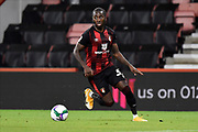 Jordan Zemura (33) of AFC Bournemouth during the EFL Cup match between Bournemouth and Crystal Palace at the Vitality Stadium, Bournemouth, England on 15 September 2020.