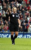 Photo: Mark Stephenson/Sportsbeat Images.<br /> West Bromwich Albion v Bristol City. Coca Cola Championship. 26/12/2007.Referee Mr M Atkinson