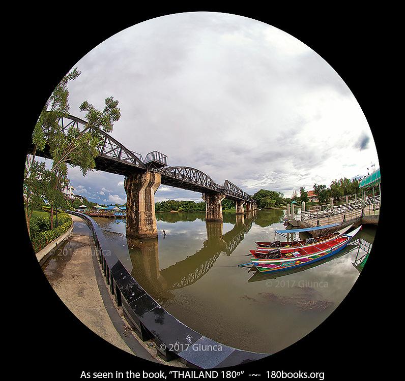 The Bridge Over the River Kwai, Kanchanaburi