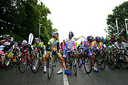 during 4th Stage  between Ptuj and Novo mesto (181 km) at 18th Tour de Slovenie 2011, on June 19, 2011, in Slovenia. (Photo by Urban Urbanc / Sportida)