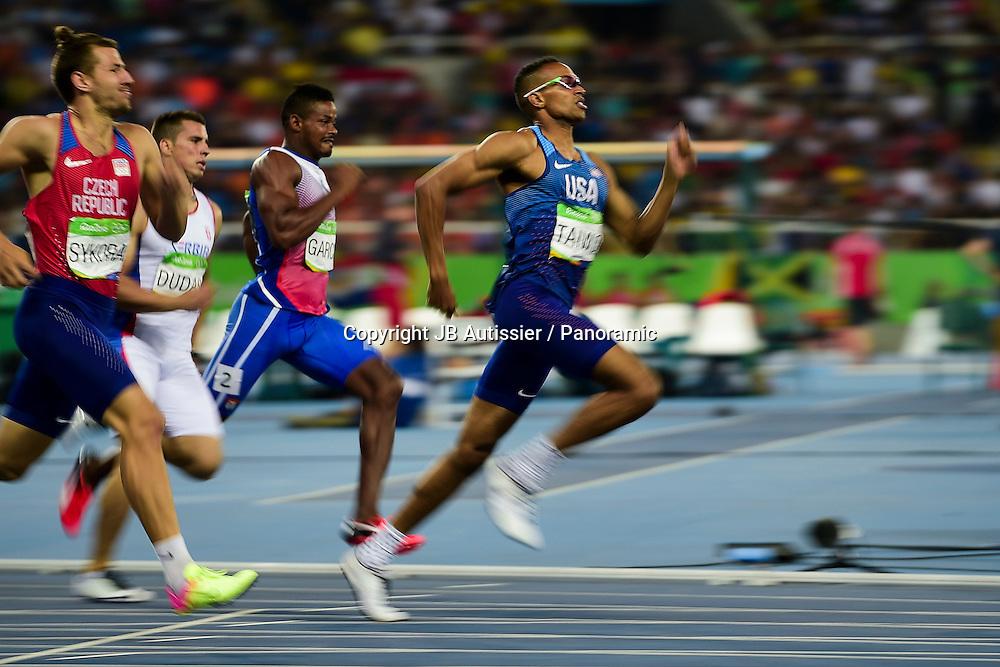 TAIWO Jeremy (usa) - 400m decathlon
