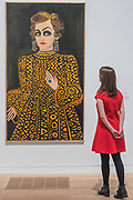 Someone from the past, 1980 - Princess Fahrelnissa Zeid: the UK's first retrospective of a pioneering artist best known for her large-scale colourful canvases, fusing European approaches to abstract art with Byzantine, Islamic and Persian influences. The exhibition is at Tate Modern from 13 June – 8 October 2017.