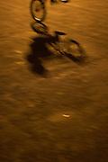 Ouvidor_GO, Brasil...Fotos da apresentacao do espetaculo A Banda, do Grupo de Teatro Armatrux. Na foto detalhe de uma bicicleta...The spectacle A Banda of the Theater group Armatrux. In this photo detail of a bike...Foto: MARCUS DESIMONI / NITRO.