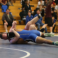 (Photograph by Bill Gerth/ 2/21/15)BVAL wrestling finals 2015 at Pioneer High School, San Jose CA on 2/21/15.