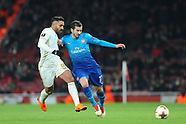 Arsenal v Ostersunds FK 22/02/2018