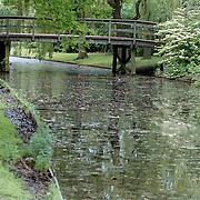 Overloop singel riool Huizermaatweg Huizen