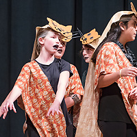 Bailey in The Lion King, Jr.