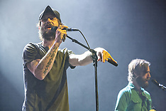 Band of Horses at The Fox Theater - Oakland, CA - 10/28/12