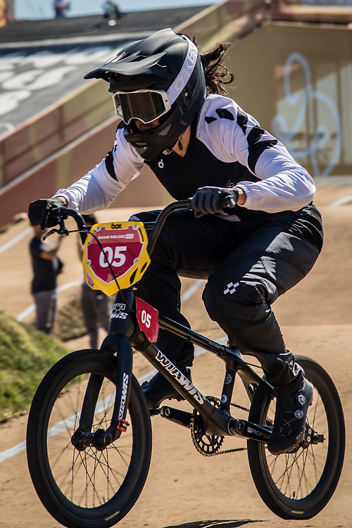 2018 Youth Olympic Games<br /> Buenos Aires, Argentina<br /> Mixed BMX - Race