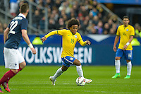 Willian  - 26.03.2015 - France / Bresil - Match Amical<br />
