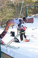 J1 J2 Technica Cup Alpine Race at Blackwater / Proctor January 9, 2010.