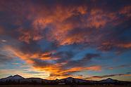 Cascade Sunsets