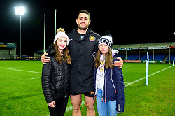 Phil Dollman of Exeter Chiefs - Mandatory by-line: Dougie Allward/JMP - 30/11/2019 - RUGBY - Sandy Park - Exeter, England - Exeter Chiefs v Wasps - Gallagher Premiership Rugby