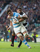 Twickenham, United Kingdom, Killik Cup Match, Barbarians vs Argentina, RFU Stadium, Twickenham, England,<br /> <br /> Saturday    21/11/2015  <br /> <br /> [Mandatory Credit; Peter Spurrier/Intersport-images]