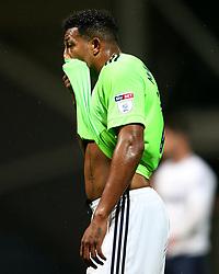 Cardiff City's Nathaniel Mendez-Laing looks dejected - Mandatory by-line: Matt McNulty/JMP - 12/09/2017 - FOOTBALL - Deepdale Stadium - Preston, England - Preston North End v Cardiff City - SkyBet Championship