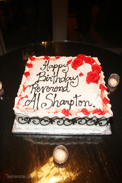 Atmosphere at Rev. Al Sharpton's 55th Birthday Celebration and his Salute to Women on Distinction held at The Penthouse of the Soho Grand on October 6, 2009 in New York City