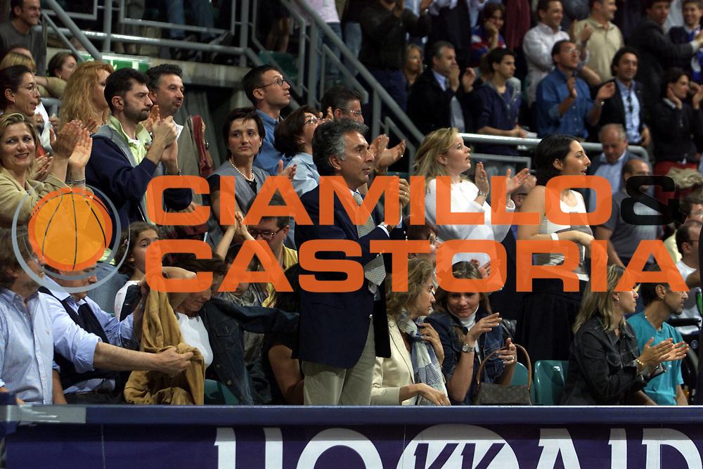 DESCRIZIONE : BOLOGNA CAMPIONATO LEGA A1 2001-2002 <br /> GIOCATORE : DIRIGENTI <br /> SQUADRA : SKIPPER FORTITUDO BOLOGNA <br /> EVENTO : CAMPIONATO LEGA A1 2001-2002 <br /> GARA : SKIPPER FORTITUDO BOLOGNA <br /> DATA : <br /> CATEGORIA : <br /> SPORT : Pallacanestro <br /> AUTORE : Agenzia Ciamillo-Castoria