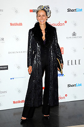Caryn Franklin attends the FiFI UK Fragrance Awards 2013 at The Brewery on May 16, 2013 in London, England, May 16, 2013. Photo by:  Chris Joseph / i-Images