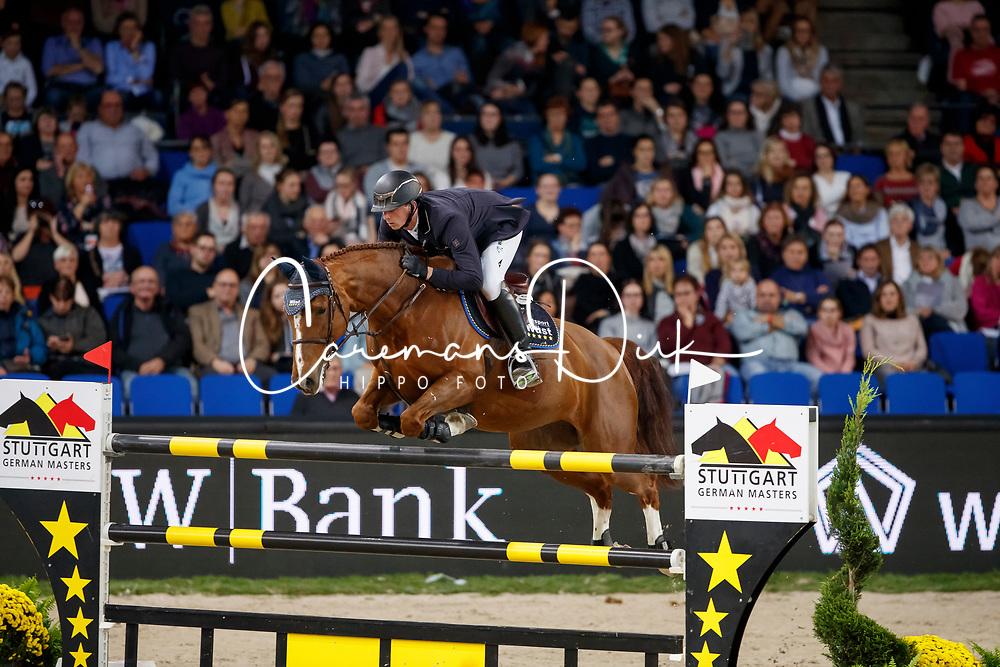 Hassmann Felix, GER, Balance<br /> Stuttgart German Masters 2017<br /> © Hippo Foto - Dirk Caremans<br /> 17/11/17
