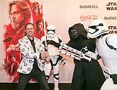 premiere Star Wars - the Last Jedi
