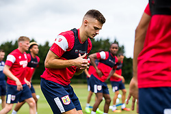 Jmaie Paterson in action as Bristol City return for pre-season training ahead of the 2017/18 Sky Bet Championship Season - Rogan/JMP - 30/06/2017 - Failand Training Ground - Bristol, England - Bristol City Training.