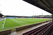 Scunthorpe United Glanford Park ground before the EFL Sky Bet League 1 match between Scunthorpe United and Portsmouth at Glanford Park, Scunthorpe, England on 23 September 2017. Photo by Ian Lyall.