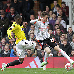Fulham v Brentford | Championship | 3 April 2015