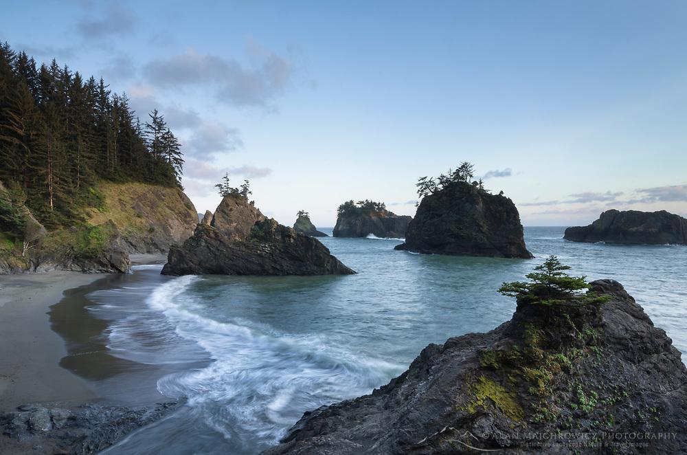 Secret Beach, Samuel H. Boardman State Scenic Corridor Oregon