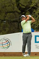 March 23, 2018 - Austin, TX, U.S. - AUSTIN, TX - MARCH 23:  F. Molinari hits a tee shot during the WGC-Dell Technologies Match Play Tournament on March 22, 2018, at the Austin Country Club in Austin, TX.  (Photo by David Buono/Icon Sportswire) (Credit Image: © David Buono/Icon SMI via ZUMA Press)