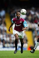 Fotball, 15. september 2002. FA Barclaycard Premiership, Tottenham - West Ham 3-0. Frederic Kanoute, West Ham.