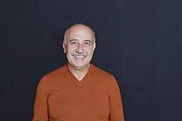 Portrait of senior man smiling