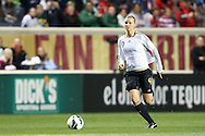 20 October 2012: Alexandra Popp (GER). The United States Women's National Team played the Germany Women's National Team at Toyota Park in Bridgeview, Illinois in a women's international friendly soccer match. The game ended in a 1-1 tie.