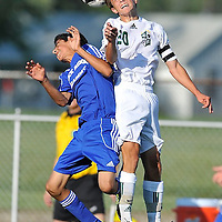 8.22.2012 Lake Ridge at Elyria Catholic Boys Varsity Soccer