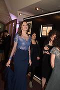 GEENA DAVIS;, Luminous -Celebrating British Film and British Film Talent,  BFI gala dinner & auction. Guildhall. City of London. 6 October 2015.