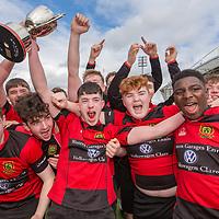 Winning U16 Ennis Team at Thomand Park on Sunday
