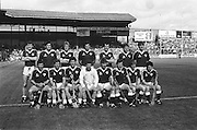 Galway team at the All Ireland Senior Hurling Championship Final, Galway Vs Offaly, Offaly 2-11, Galway 1-12, 1st September 1985, Galway, P Murphy, O Kilkenny, C  Hayes, S  Linnane, P  Finnerty, A  Keady, A  Kilkenny, M Connolly (capt ), S Mahon, M McGrath, B Lynskey, Joe Cooney, B Forde, N Lane, PJ Molloy, Subs, J Murphy for McGrath, A Cunningham for Forde, M Haverty for Connolly, Referee G Ryan (Tipperary),