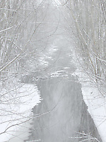 Biggest storm in New England history took place in January, 2005.
