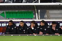 Wissam Ben Yedder - 06.03.2015 - Toulouse / Marseille - 28eme journee de Ligue 1<br />Photo : Manuel Blondeau / Icon Sport