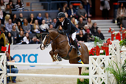 Bucci Piergiorgio, ITA, Casallo Z<br /> Gothenburg Horse Show FEI World Cups 2017<br /> © Hippo Foto - Stefan Lafrentz<br /> 24/02/17