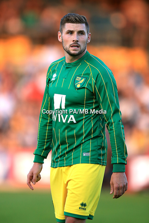 Gary Hooper, Norwich City