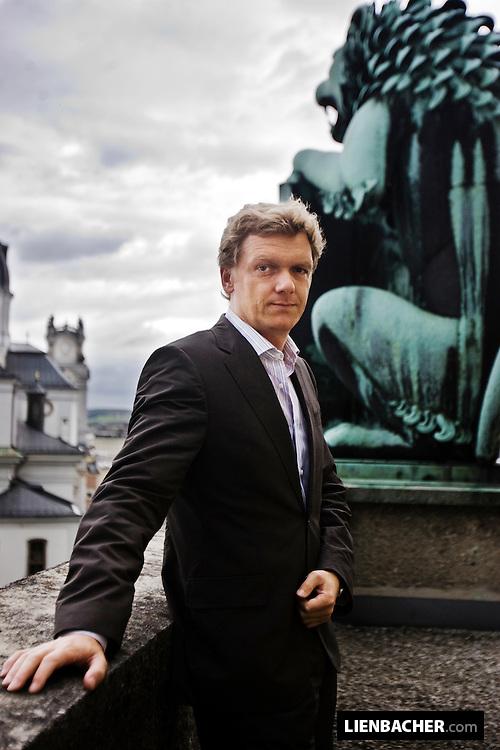 Thomas Oberender, director of acting at the Salzburg Festival 2007
