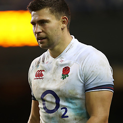 Ben Youngs of England during the 2018 Castle Lager Incoming Series 3rd Test match between South Africa and England at Newlands Rugby Stadium,Cape Town,South Africa. 23,06,2018 Photo by (Steve Haag JMP)