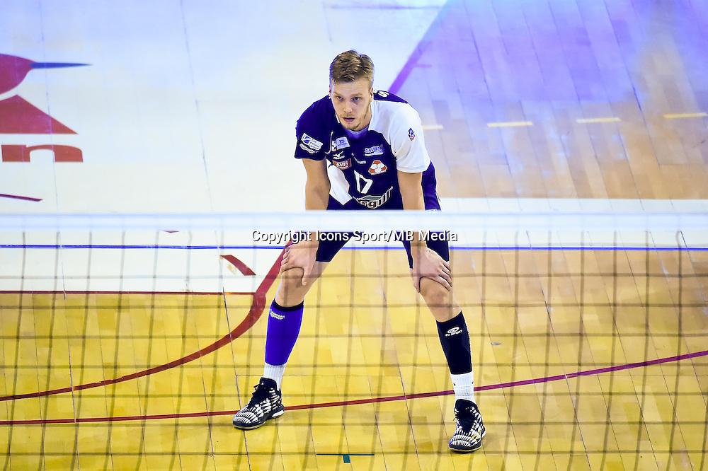 Jan Willen SNIPPE  - 19.12.2014 - Beauvais / Saint Nazaire - 12e journee de Ligue A<br />Photo : Fred Porcu / Icon Sport
