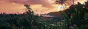 Sunrise, Keanae Peninsula, Hana Coast, Maui, Hawaii, USA<br />