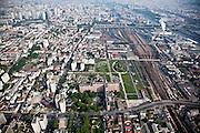 Ivry-sur-Seine, département du Val-de-Marne (94), centre-ville, contextual overview.