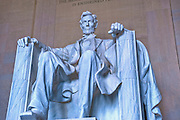 Lincoln Memorial, Statue, Close up,  National Mall, Washington DC, Nations Capital, District of Columbia