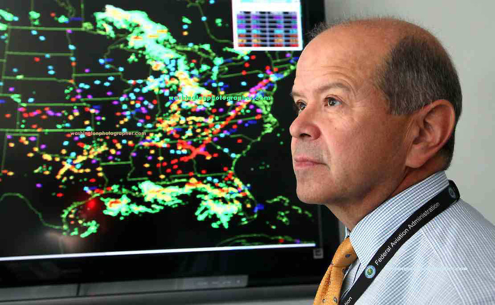 Washington - FAA Deputy Administrator Michael P. Huerta has just been given control of the NextGen air traffic control project  in a reorganization following the departure of the head of the Air Traffic Organization. Copyright 2011 by Marty Katz. All rights reserved.
